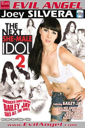 next shemale idol Two Hot Shemale DVDs Coming Soon!