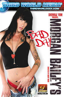 morganbailey badday f Join Morgan Bailey For Her DVD Release Party At Fusion Lounge!