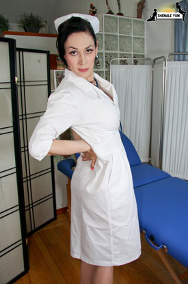 t reesa noi shemaleyum 01 Sexy Nursing Fun With Post Op Transsexual Reesa Noi On Shemale Yum!