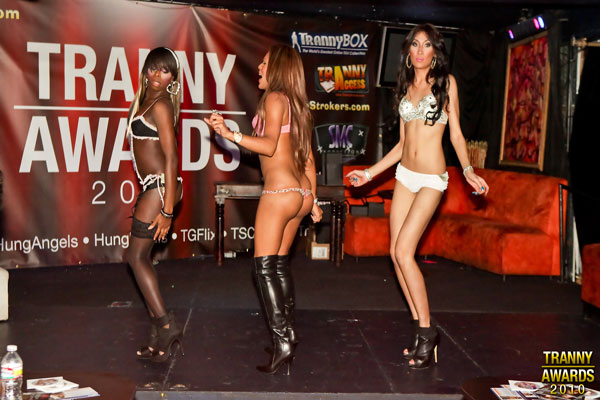 gogo dancers trannyawards The 2010 Tranny Award Winners!