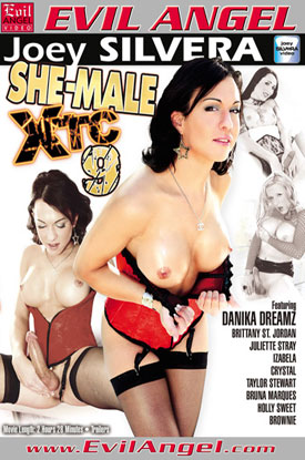 shemale xtc 9f Joey Silveras She Male XTC: Volume 9 Now Available!