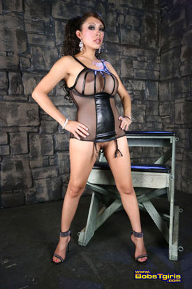 t postop transsexual brittany fox 02 Sexy Post Op Transsexual Brittany Fox On Bobs Tgirls!