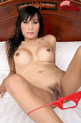 t post op ladyboy tong 02 Post Op Ladyboy Tong Pumps Her Pussy On Ladyboy Ladyboy!