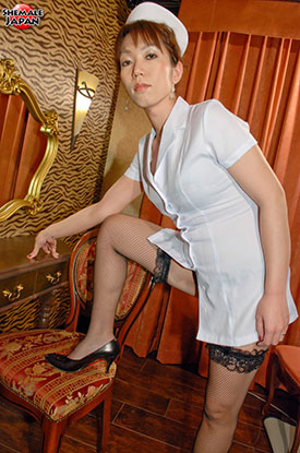 t post op transsexual yumi 01 Post Op Transsexual Yumi In Her Outfit On Shemale Japan!