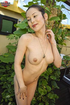 t post op shemales sayuri 02 Post Op Transsexual Sayuri Poses On Shemale Japan!