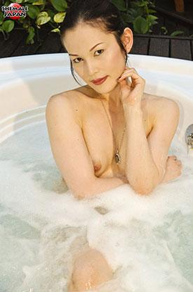 t post op shemales sayuri 03 Post Op Transsexual Sayuri Poses On Shemale Japan!