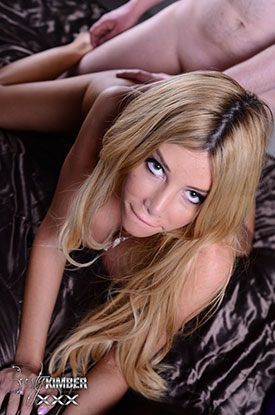 Transsexual Post-Op presents Kimber James!