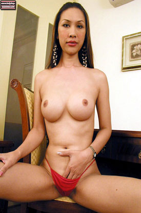 Transsexual Post-Op Blog presents Post-Op Ladyboy Pringprau!