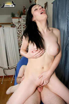 t reesa noi postop transsexual 03 Post Op Transsexual Fucking With Reesa Noi On Shemale Yum!