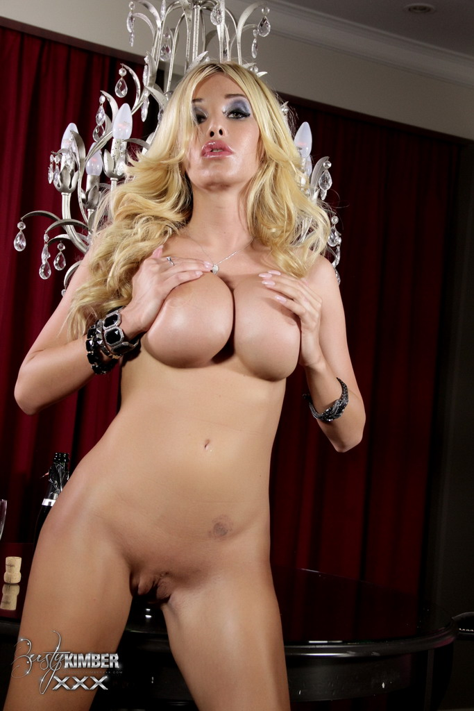 from London kimber james fucking women